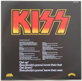 Kiss - Destroyer, Inner sleeve side A