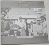 AC/DC - Dirty Deeds Done Dirt Cheap, Lyric book