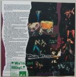 AC/DC - Dirty Deeds Done Dirt Cheap, Inner sleeve side B