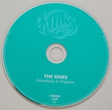 Kinks (The) - Schoolboys In Disgrace, CD