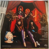 New York Dolls - Too Much Too Soon, Back cover