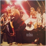 New York Dolls - Too Much Too Soon, Front cover