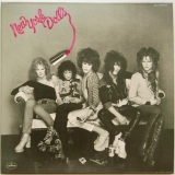 New York Dolls - New York Dolls, Front cover