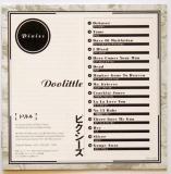 Pixies - Doolittle, Lyrics sheet