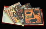 Crowded House - The Originals, Open box with mini LPs
