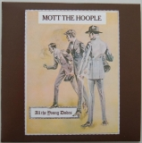 Mott The Hoople - All The Young Dudes +7, Front Cover