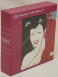 Duran Duran - Rio Box, Front Lateral View
