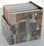 Dylan, Bob - Complete Vinyl Replica Collection box Rolling Thunder R. cover, Drawer open #1