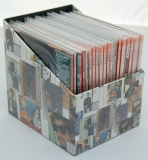 Dylan, Bob - Complete Vinyl Replica Collection box Rolling Thunder R. cover, Drawer open #2