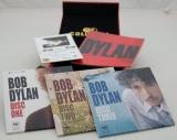 Dylan, Bob  - Dylan 3CD Columbia Compilation Box Set, Box contents