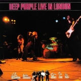 Deep Purple : Live In London : Front cover wo|Obi
