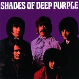 Deep Purple : Shades Of Deep Purple : Front cover wo/Obi