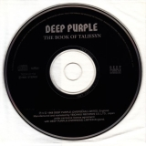 Deep Purple : The Book of Taliesyn : CD