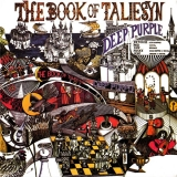 Deep Purple : The Book of Taliesyn : Front cover wo/Obi