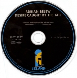 Belew, Adrian - Desire Caught By The Tail, CD