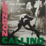 Clash (The) - London Calling, Cover