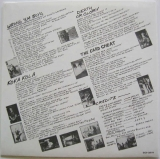 Clash (The) : London Calling : inner Sleeve