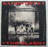 Clash (The) : Sandanista! : Cover