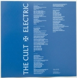 Cult (The) - Electric, Insert back side