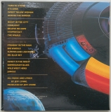 Electric Light Orchestra (ELO) - Out Of The Blue, Back cover