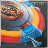 Electric Light Orchestra (ELO) - Out Of The Blue, Front Cover