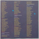 Electric Light Orchestra (ELO) - Out Of The Blue, Inner sleeve 2 side A