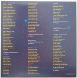Electric Light Orchestra (ELO) - Out Of The Blue, Inner sleeve 1 side A