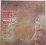 Emerson, Lake + Palmer - Emerson, Lake and Palmer, Back cover
