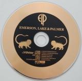 Emerson, Lake + Palmer - Emerson, Lake and Palmer, CD