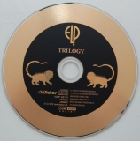 Emerson, Lake + Palmer - Trilogy, CD