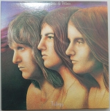 Emerson, Lake + Palmer - Trilogy, Front Cover
