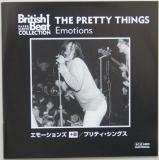 Pretty Things (The) - Emotions +8, Lyric book