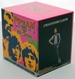 Clapton, Eric - Complete Vinyl Replica Collection Box, Box view #4