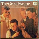 Blur - Great Escape +2, Back cover