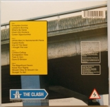 Clash (The) - From Here To Eternity (Live), Backcover