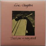 Clapton, Eric - There's One In Every Crowd, Front Cover