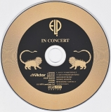 Emerson, Lake + Palmer - In Concert , CD