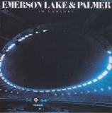 Emerson, Lake + Palmer - In Concert , front