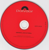 Emerson, Lake + Powell - Emerson, Lake and Powell, CD