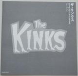 Kinks (The) - Face To Face, Lyric book
