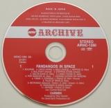 Carmen - Fandangos In Space, CD