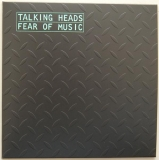 Talking Heads - Fear Of Music + 4, Front Cover