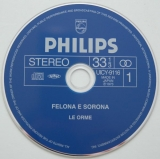 Le Orme - Felona E Sorona, CD