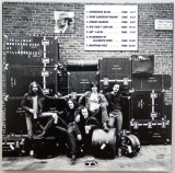 Allman Brothers Band (The) - At Fillmore East, Back cover