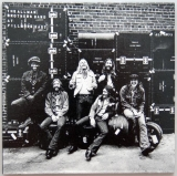 Allman Brothers Band (The) - At Fillmore East, Front cover