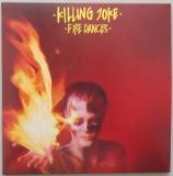 Killing Joke - Fire Dances, Front Cover