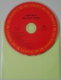 Nyro, Laura - First Songs, CD
