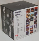 Pink Floyd - Complete Vinyl Replica Collection box, Back Lateral View