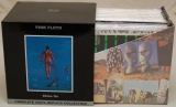 Pink Floyd - Complete Vinyl Replica Collection box, Open Box View 1