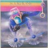Scorpions - Fly To The Rainbow, Front Cover